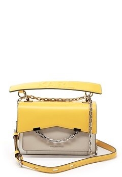 Karl Lagerfeld Karl Seven CB Shoulderbag 720 Sun Yellow Bubbleroom.eu