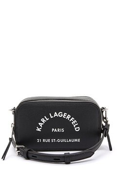Karl Lagerfeld Rue St Guillaume Bag A999 Black Bubbleroom.eu