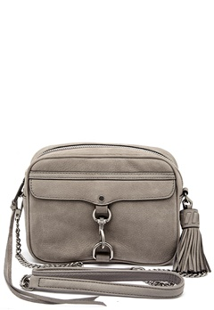 Rebecca Minkoff Large Mab Camera Bag Grey Bubbleroom.eu