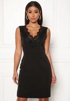 LARS WALLIN V-neck Dress Black Bubbleroom.eu
