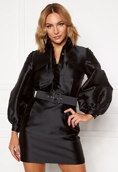 LARS WALLIN Workwear Dress Black Bubbleroom.eu