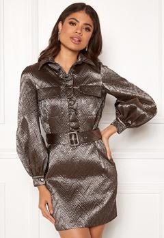 LARS WALLIN Workwear Dress Bronz Bubbleroom.eu