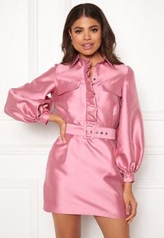 LARS WALLIN Workwear Dress Pink Bubbleroom.eu