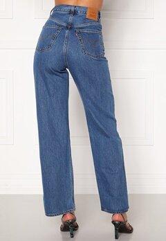 LEVI'S High Loose Jeans 0002 Lazy Sunday Bubbleroom.eu