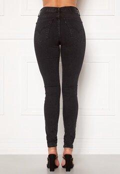 LEVI'S Mile High Super Skinny Jeans 0147 Black Haze Bubbleroom.eu