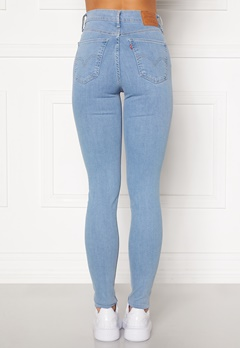 LEVI'S Mile High Super Skinny Jeans 0181 Galaxy Hazy Day Bubbleroom.eu