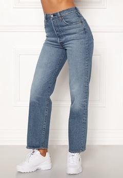 LEVI'S Ribcage Straight Ankle Jeans 0019 Jive Swing Bubbleroom.eu