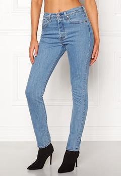 LEVI'S 501 Skinny Jeans 0077 Small Blessings Bubbleroom.eu