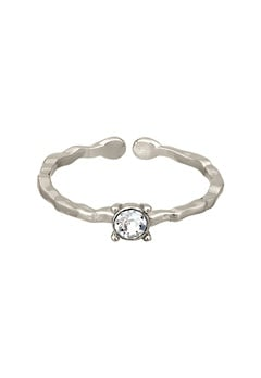 LILY AND ROSE Ada Ring Crystal Bubbleroom.eu