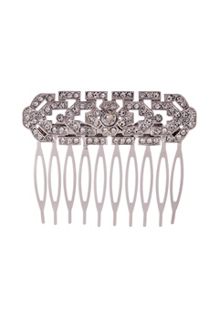 LILY AND ROSE Ellinor Comb Crystal Bubbleroom.eu