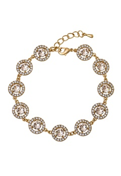 LILY AND ROSE Miranda Bracelet Light Silk Bubbleroom.eu