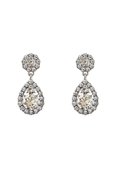 LILY AND ROSE Petite Sofia Earrings Crystal Bubbleroom.eu