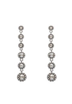 LILY AND ROSE Petite Celeste Earrings Crystal Bubbleroom.eu
