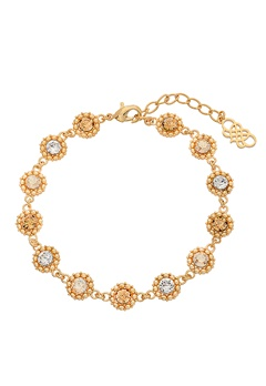 LILY AND ROSE Petite Kate Bracelet Golden Shadow Bubbleroom.eu