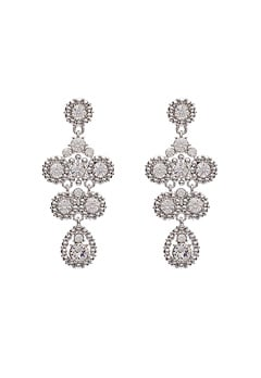LILY AND ROSE Petite Kate Earrings Crystal Bubbleroom.eu