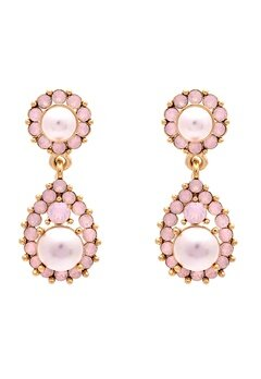 LILY AND ROSE Sofia Pearl Earrings Rosaline Bubbleroom.eu