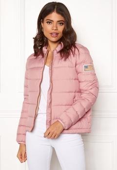 Svea Lissabon Jacket Dusty Pink Bubbleroom.eu