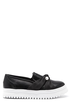LOST INK Nala Pearl Slip-On Black Bubbleroom.eu