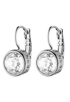 Dyrberg/Kern Louise Vintage Earrings Silver Bubbleroom.eu