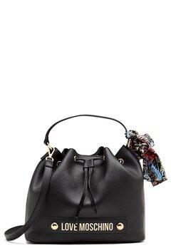 Love Moschino Love II Bag Black Bubbleroom.eu