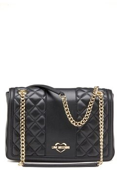 Love Moschino Love M Big Bag Black Bubbleroom.eu