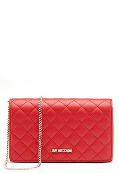 Love Moschino Love M Small Bag Red Bubbleroom.eu