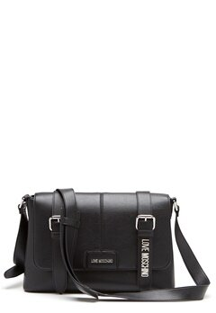 Love Moschino Belts On Bag 000 Black Bubbleroom.eu