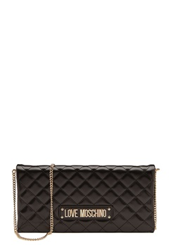 Love Moschino Evening Bag Black Bubbleroom.eu