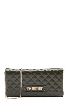 Love Moschino Evening Bag Green Bubbleroom.eu