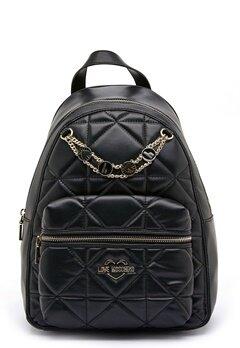 Love Moschino Jewel Strap Bag 000 Black Bubbleroom.eu