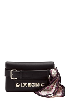 Love Moschino Lettering Love Moschino Black Bubbleroom.eu