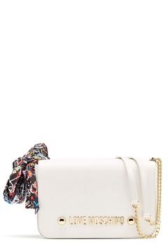 Love Moschino Love Bag White Bubbleroom.eu