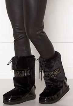 Love Moschino Moschino Ski Boot 00A Black Bubbleroom.eu