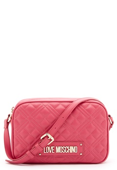 Love Moschino New Shiny Quilted Bag 604 Fuxia Bubbleroom.eu