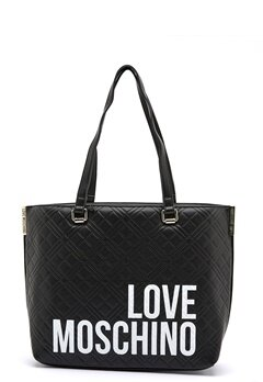 Love Moschino Shopping Lovers 00A Black Bubbleroom.eu