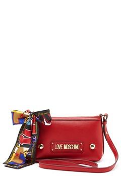 Love Moschino Small Scarf Bag Red Bubbleroom.eu