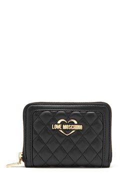 Love Moschino Wallet 00B Black/Gold Bubbleroom.eu