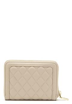 Love Moschino Wallet 108 Taupe/Sand Bubbleroom.eu