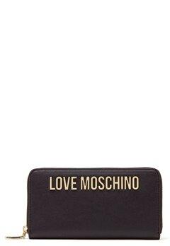 Love Moschino Wallet Black Bubbleroom.eu