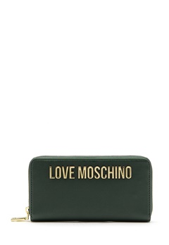 Love Moschino Wallet Green Bubbleroom.eu