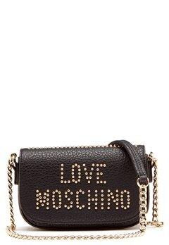 Love Moschino Love New Bag Black/Gold Bubbleroom.eu