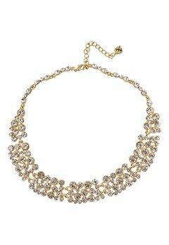 Love Rocks Medium Scatter Collar Gold Bubbleroom.eu