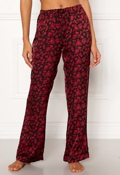 Love Stories Billy Pyjama Pants Bordeaux Bubbleroom.eu