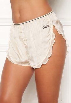 Love Stories Mae Cover Up Shorts Off White Bubbleroom.eu