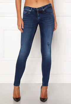 TOMMY JEANS Low Rise Skinny Sophie DY Dynamic Sea Dark Blu Bubbleroom.eu