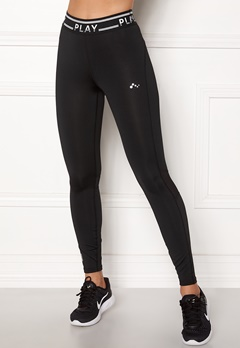 ONLY PLAY Luna Training Tights Black/Black Bubbleroom.eu