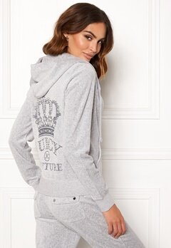 Juicy Couture Luxe Juicy Crown Jacket Silver Lining Bubbleroom.eu