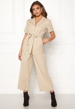 Make Way Adalia jumpsuit Beige Bubbleroom.eu