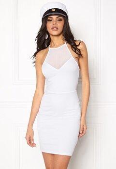 Make Way Adelythe Dress White Bubbleroom.eu