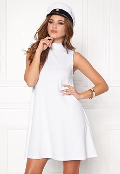 Make Way Antonella Dress White Bubbleroom.eu